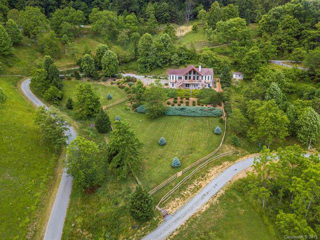 168 Lucky Cove Road, Waynesville, NC 28785 (#3516363) :: Roby Realty