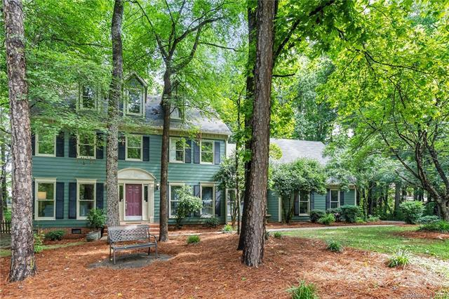 14637 Brent Drive S, Huntersville, NC 28078 (#3517680) :: High Performance Real Estate Advisors