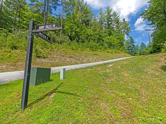 Lot 47 Sweetleaf Lane, Rosman, NC 28772 (#3519708) :: Johnson Property Group - Keller Williams