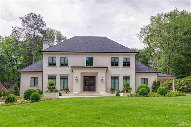 1031 Huntington Park Drive, Charlotte, NC 28211 (#3519863) :: Carlyle Properties
