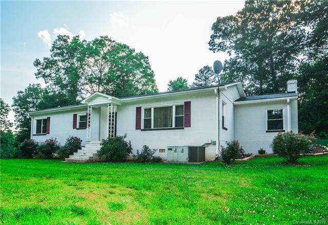 2181 Old Wilkesboro Road, Statesville, NC 28625 (#3520233) :: LePage Johnson Realty Group, LLC