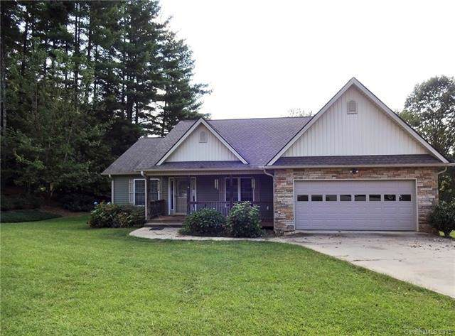 80 S Sunset Ridge Drive, Etowah, NC 28729 (#3527259) :: Charlotte Home Experts