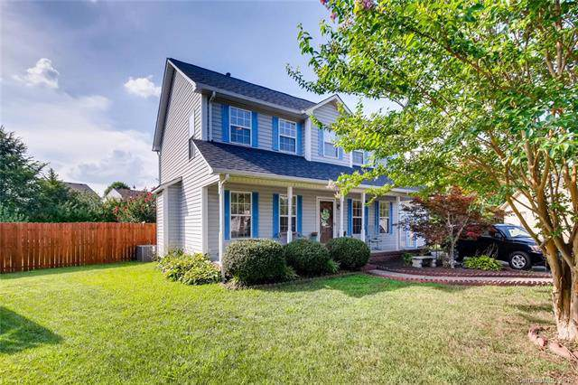 844 Saint Andrews Place, Concord, NC 28025 (#3528171) :: Roby Realty