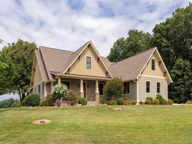 70 Skytop Farm Lane, Hendersonville, NC 28791 (#3528782) :: Keller Williams Professionals