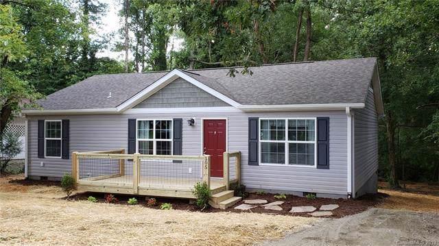 105 Fortson Street, East Flat Rock, NC 28726 (#3529208) :: Keller Williams Professionals