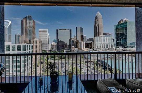 222 S Caldwell Street #1705, Charlotte, NC 28202 (#3529686) :: High Performance Real Estate Advisors