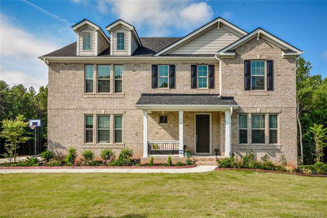 319 S San Agustin Drive #162, Mooresville, NC 28117 (#3530524) :: LePage Johnson Realty Group, LLC