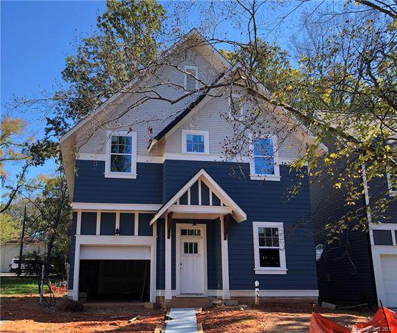 1828 Dallas Avenue Lot 2, Charlotte, NC 28205 (#3530627) :: High Performance Real Estate Advisors