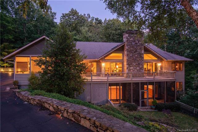117 Little Cherokee Ridge, Hendersonville, NC 28739 (#3531216) :: MartinGroup Properties