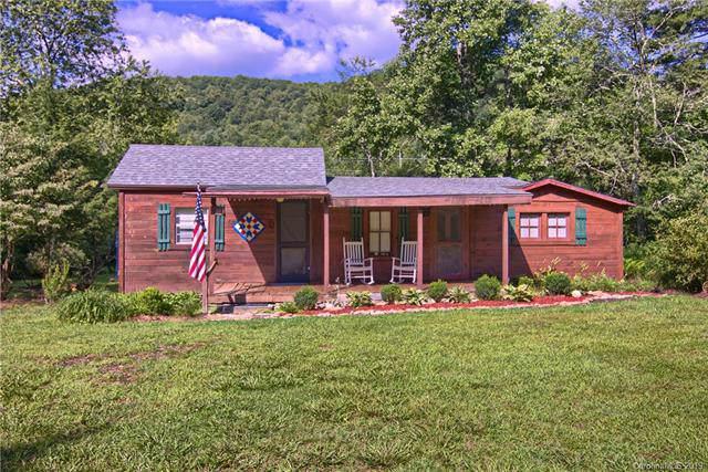 1470 Rock Creek Road, Burnsville, NC 28714 (#3531878) :: Rinehart Realty