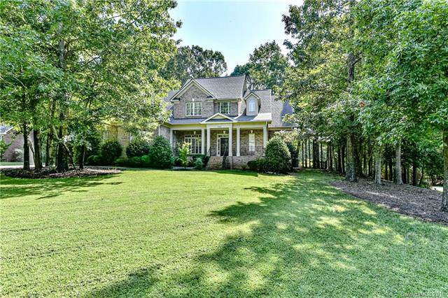 7010 High Oak Drive, Weddington, NC 28104 (#3532213) :: Robert Greene Real Estate, Inc.