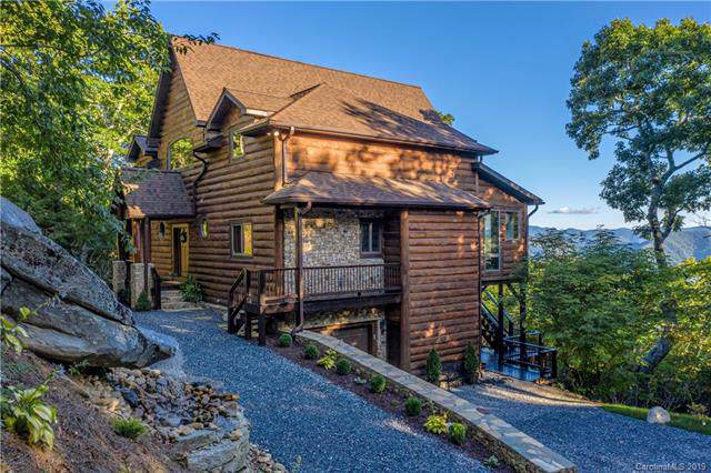 178 Rockridge Drive, Maggie Valley, NC 28751 (#3532741) :: Cloninger Properties