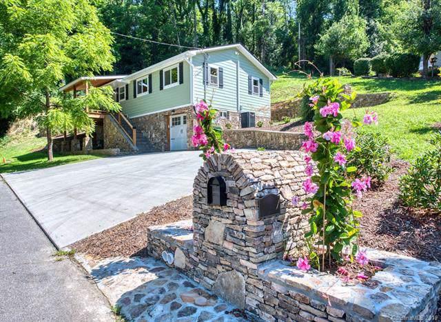 24 N Hill Street, Waynesville, NC 28786 (#3533758) :: Keller Williams Professionals