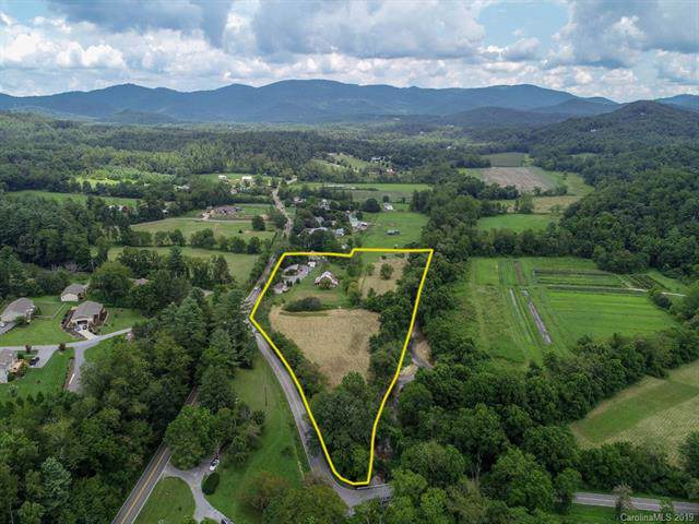 2040 Cane Creek Road, Fletcher, NC 28732 (#3535218) :: Roby Realty