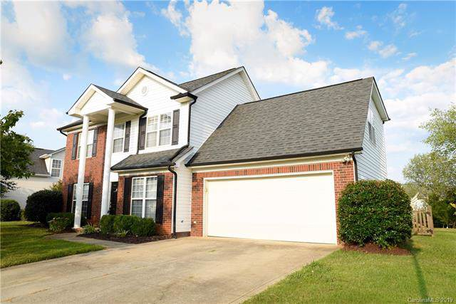 2007 Makin Drive #198, Indian Trail, NC 28079 (#3536024) :: MartinGroup Properties