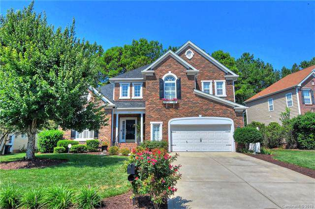 7643 Horseshoe Creek Drive, Huntersville, NC 28078 (#3537928) :: Carlyle Properties