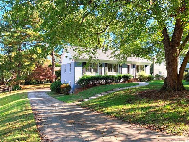 4015 Pemberton Drive, Charlotte, NC 28210 (#3538713) :: Stephen Cooley Real Estate Group