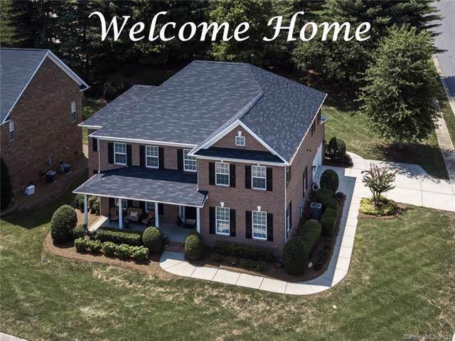 14100 Bramborough Road, Huntersville, NC 28078 (#3539058) :: MartinGroup Properties