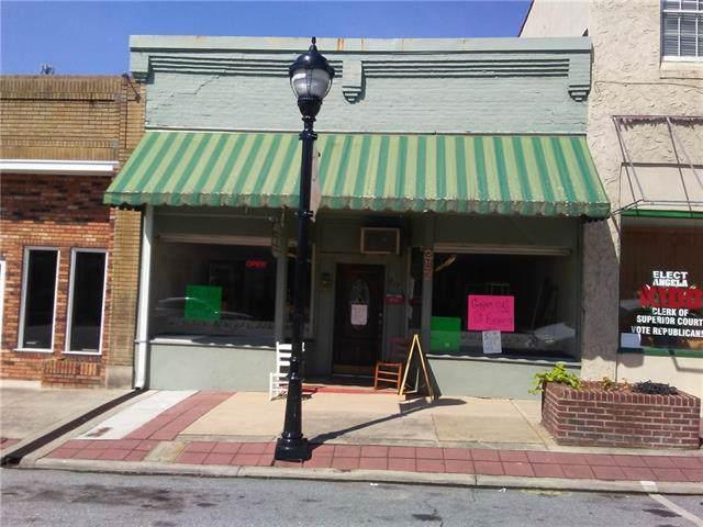 217 N Main Street NW, Lenoir, NC 28645 (#3539214) :: Besecker Homes Team