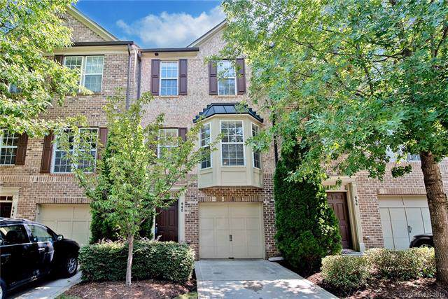 660 Penn Street, Charlotte, NC 28203 (#3539246) :: Roby Realty