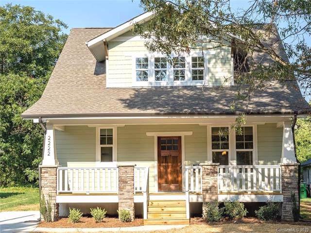 2222 Camp Greene Street, Charlotte, NC 28208 (#3542076) :: Charlotte Home Experts