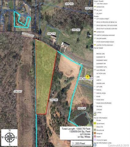 Lot 1 Cooper Road, Salisbury, NC 28115 (#3546089) :: High Performance Real Estate Advisors