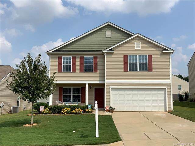 130 Quail Springs Road, Statesville, NC 28677 (#3546405) :: LePage Johnson Realty Group, LLC