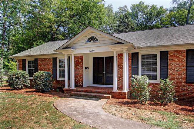 2059 Edgewater Drive, Charlotte, NC 28210 (#3546645) :: Carver Pressley, REALTORS®