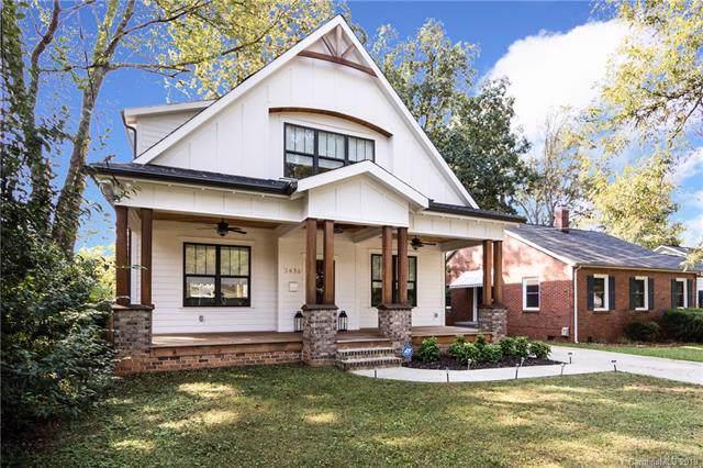 3436 Oakwood Avenue, Charlotte, NC 28205 (#3547136) :: Stephen Cooley Real Estate Group