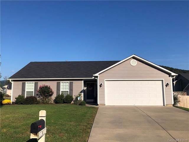 6 Woodthorn Drive, Weaverville, NC 28787 (#3548204) :: Keller Williams Professionals