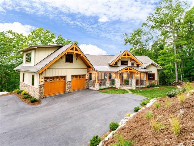 1303 Solomon Circle, Hendersonville, NC 28739 (#3549306) :: Besecker Homes Team