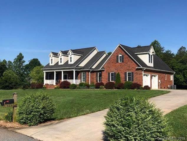 3337 Ivy Creek Road, Maiden, NC 28650 (#3550935) :: Keller Williams Biltmore Village