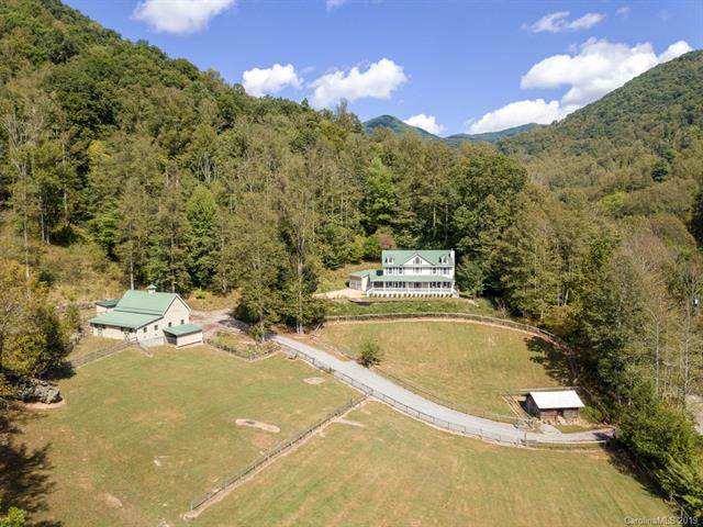 252 Martins Creek Road, Barnardsville, NC 28709 (#3553302) :: Francis Real Estate