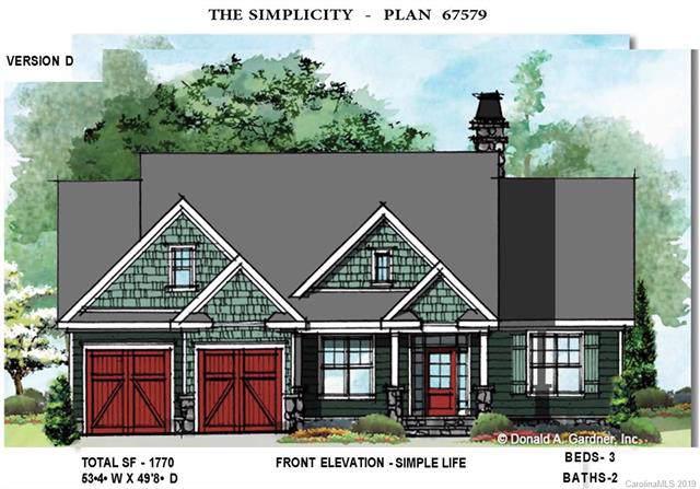 921 Hatley Burris Road #3, Oakboro, NC 28129 (#3553540) :: Rinehart Realty