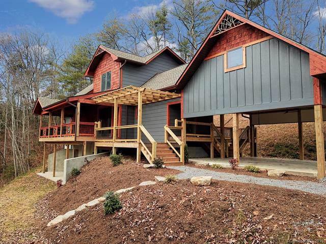 128 Flagstone Ridge, Waynesville, NC 28785 (#3554599) :: Caulder Realty and Land Co.