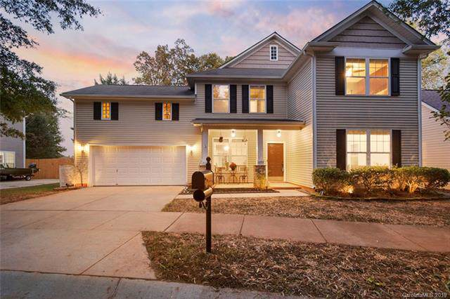 12753 Cross Dale Drive, Huntersville, NC 28078 (#3555315) :: LePage Johnson Realty Group, LLC