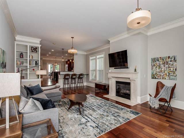1705 Lombardy Circle, Charlotte, NC 28203 (#3557435) :: High Performance Real Estate Advisors
