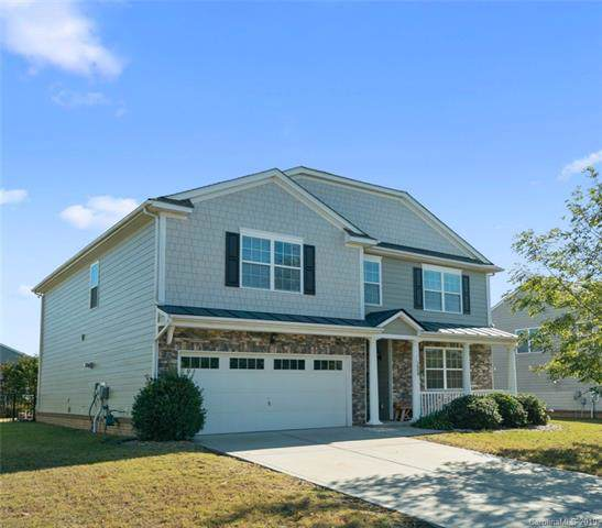 1008 Rural Farm Road, Indian Trail, NC 28079 (#3557699) :: LePage Johnson Realty Group, LLC