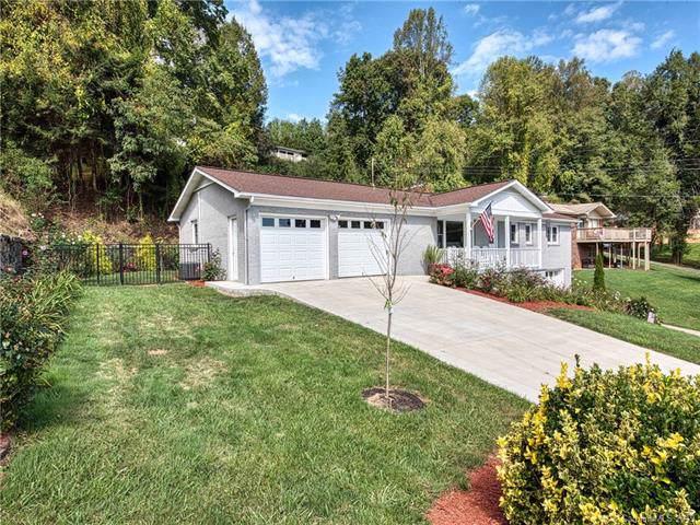 67 Laurel Circle, Waynesville, NC 28786 (#3558338) :: BluAxis Realty