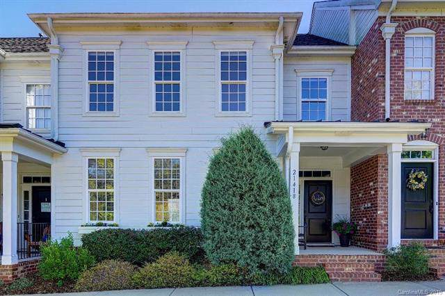 21418 Old Canal Street, Cornelius, NC 28031 (#3558490) :: High Performance Real Estate Advisors