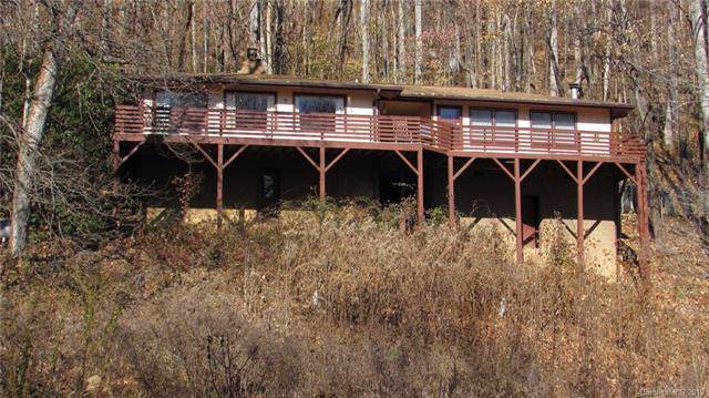 1438 Red Maple Drive, Waynesville, NC 28785 (#3559804) :: Keller Williams Professionals
