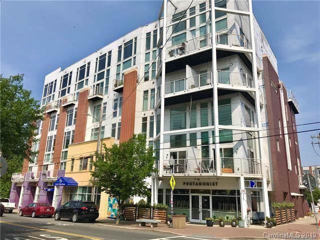 3123 Davidson Street #302, Charlotte, NC 28205 (#3560331) :: Caulder Realty and Land Co.