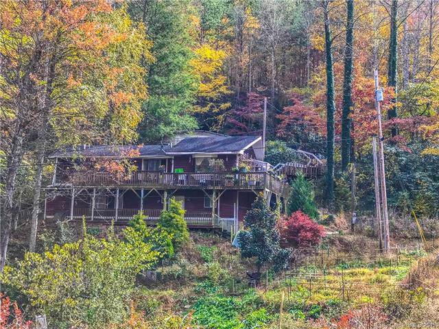 14 White Fox Trail, Candler, NC 28715 (#3563084) :: Rinehart Realty