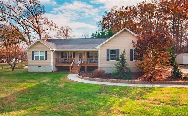 210 Laurel Terrace Court, Mills River, NC 28759 (#3563114) :: BluAxis Realty