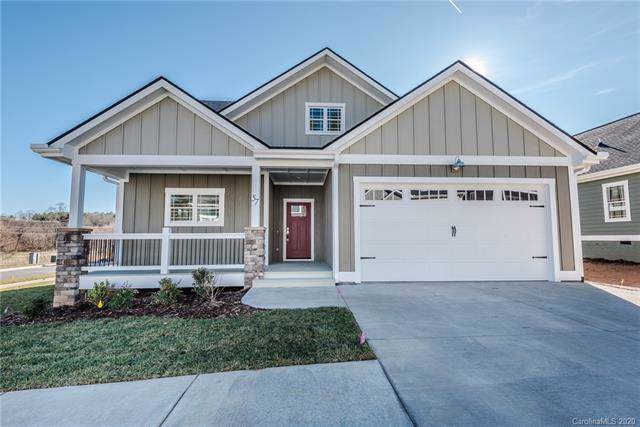 57 Leyland Circle #38, Hendersonville, NC 28792 (#3563604) :: LePage Johnson Realty Group, LLC