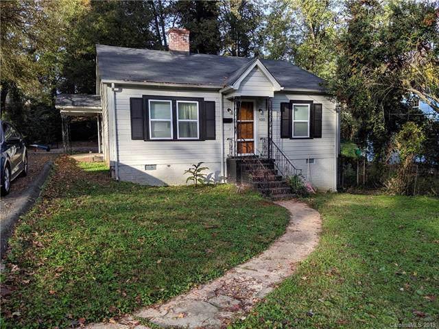 650 Robertson Avenue, Charlotte, NC 28208 (#3563673) :: Team Honeycutt