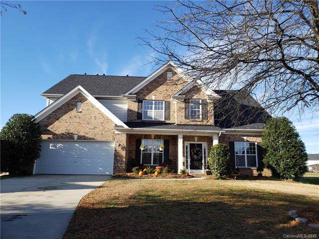 1017 Stevens Pride Court, Indian Trail, NC 28079 (#3567978) :: Stephen Cooley Real Estate Group