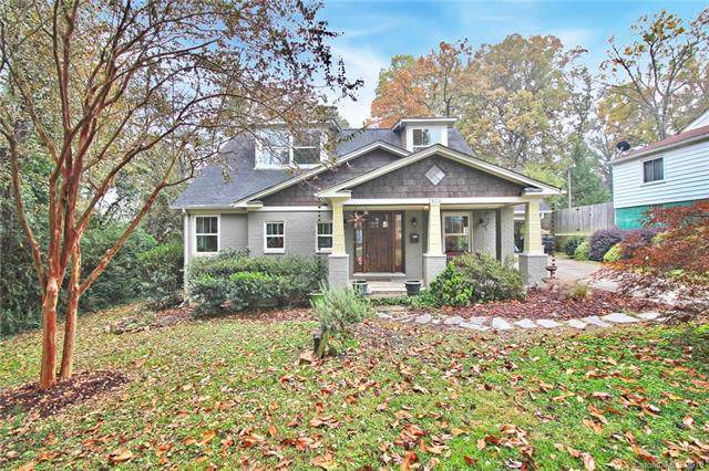 2626 Fort Street, Charlotte, NC 28205 (#3569322) :: LePage Johnson Realty Group, LLC