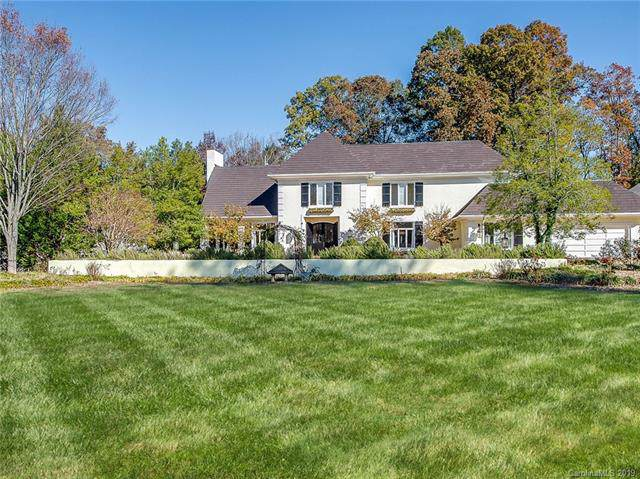 3610 Columbine Circle, Charlotte, NC 28211 (#3569565) :: Stephen Cooley Real Estate Group