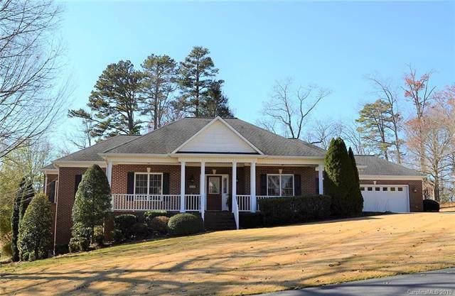 3540 Blankenship Drive, Morganton, NC 28655 (#3570662) :: LePage Johnson Realty Group, LLC